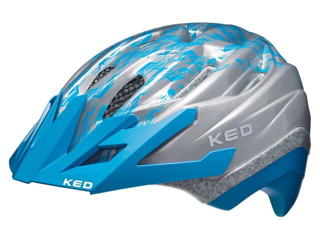 KED Dera II K-Star Helmet Kids Lightblue
